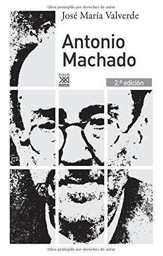 9788432316265: Antonio Machado (Spanish Edition)