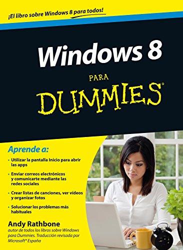 9788432900778: Windows 8 para Dummies