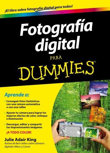 9788432900952: Fotografía Digital para Dummies
