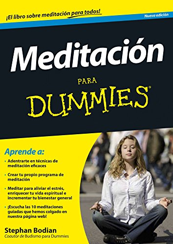 9788432901324: Meditación para Dummies