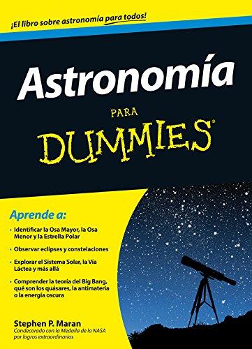 9788432901492: Astronomía para Dummies
