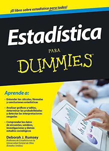 9788432901577: Estadstica para Dummies