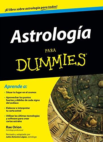 9788432902109: Astrología para Dummies