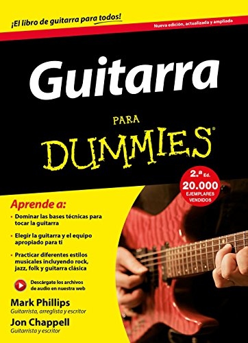 9788432902871: Guitarra para Dummies