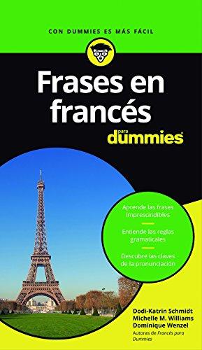 9788432903342: Frases en francés para Dummies