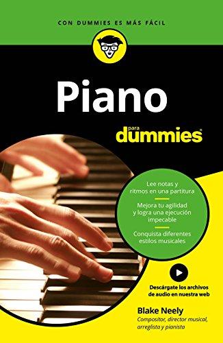 9788432903946: Piano para Dummies
