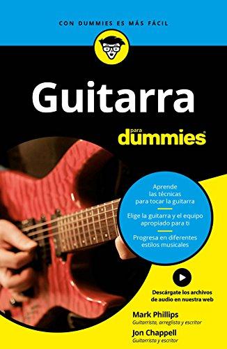 9788432903953: Guitarra para Dummies