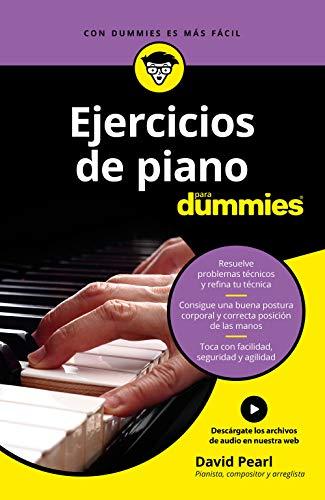 9788432904691: Ejercicios de piano para Dummies