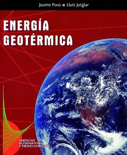 ENERGIA GEOTERMICA: Lluís Jutglar Banyeras