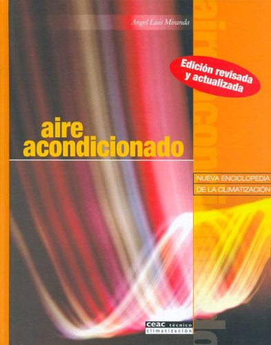 9788432910791: Aire acondicionado