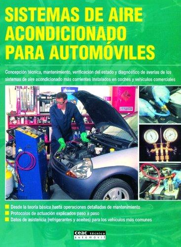 9788432910869: Sistemas de aire acondicionado para automóviles