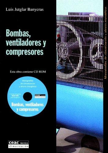 BOMBAS, VENTILADORES Y COMPRES: Lluís Jutglar Banyeras