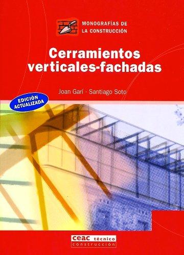 9788432912719: Cerramientos Verticales Fachadas (Spanish Edition)