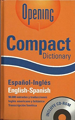 9788432914249: OPENING COMPACT DICTIONARY