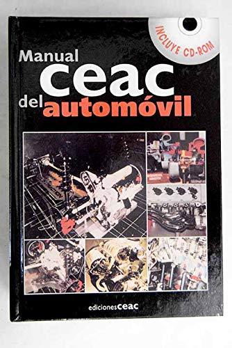 9788432915390: Automovil manual ceac