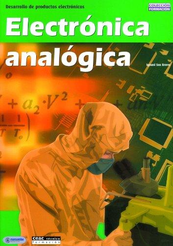 9788432917721: Electrónica analógica: Desarrollo de productos electrónicos (Formación)