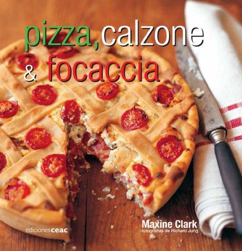 9788432919862: Pizza, calzone & focaccia (Cocinamos)
