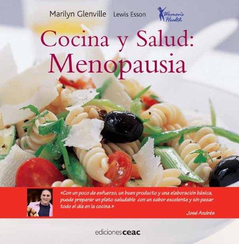 Cocina y Salud: Menopausia (Spanish Edition): Glenville, Marilyn