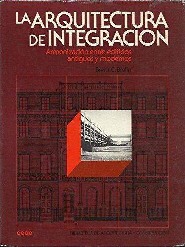 9788432920097: Arquitectura de integracion, la