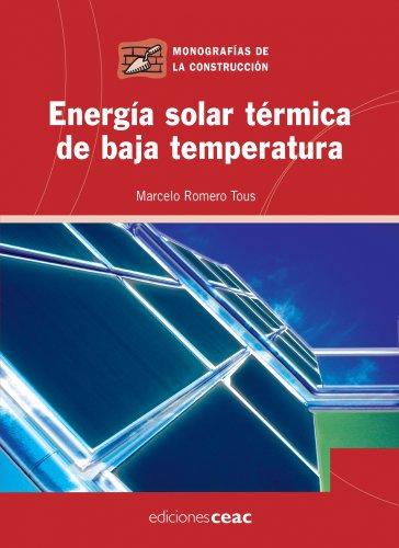 ENERGIA SOLAR TERMICA: Marcelo Romero Tous