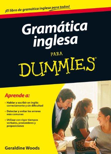 9788432920677: Gramática Inglesa Para Dummies