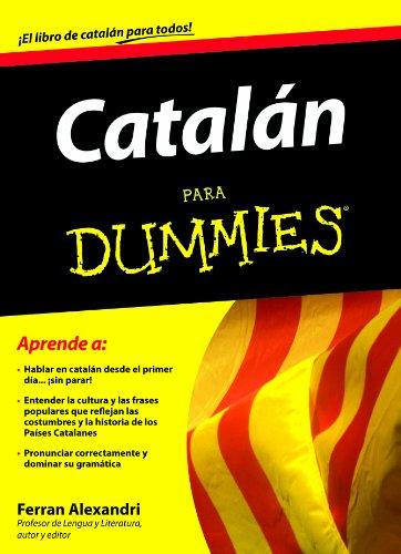 9788432920684: Catalán para Dummies