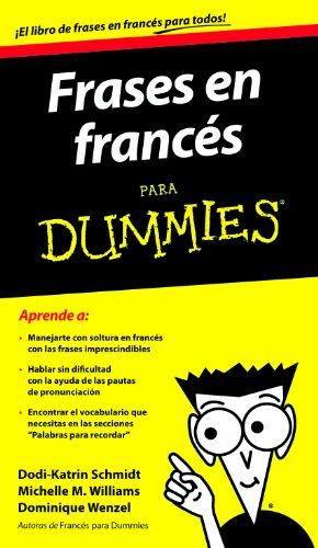 9788432920714: Frases en francés para Dummies