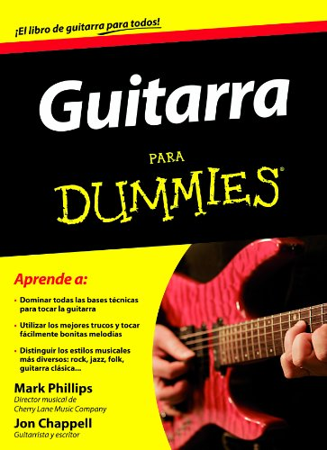 9788432920745: Guitarra para Dummies