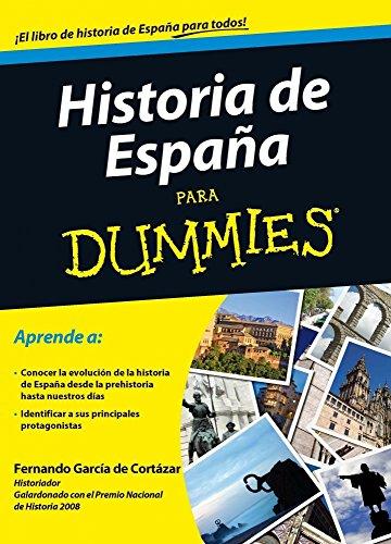 9788432920868: HISTORIA DE ESPAÚA PARA DUMMIES.CEAC.