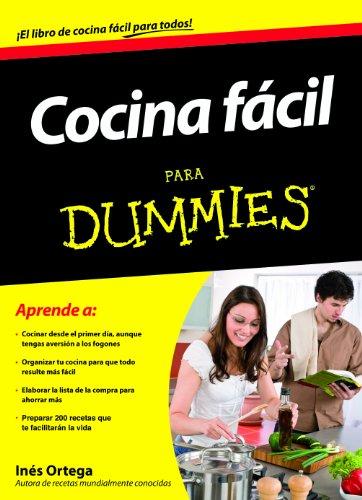 9788432920912: Cocina fcil para Dummies