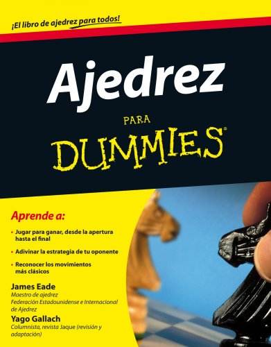 9788432920929: Ajedrez para Dummies