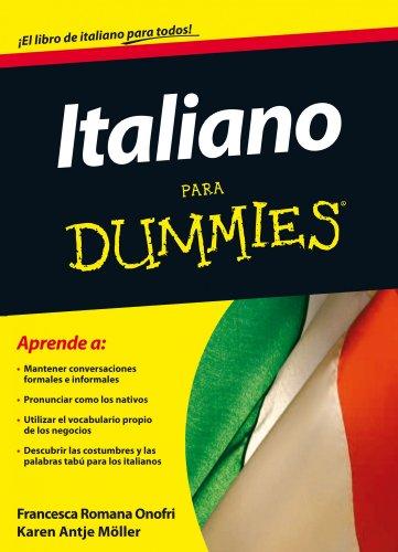 9788432920943: Italiano para Dummies