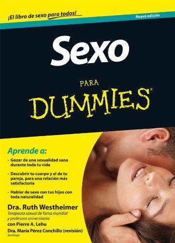 9788432921315: SEXO PARA DUMMIES.GRANICA.