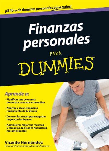 9788432921636: Finanzas Personales Para Dummies