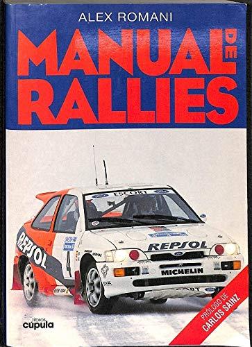 9788432923401: Manual de Rallies