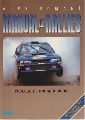 9788432924194: Manual de Rallies