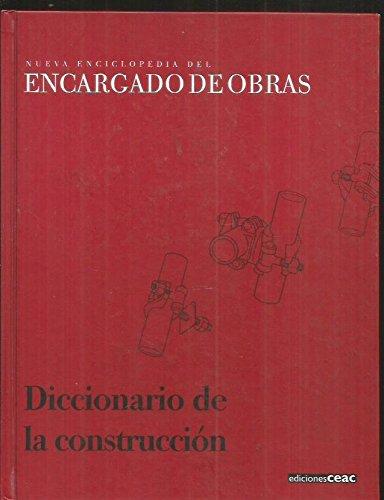 9788432926228: Diccionario de la construccion