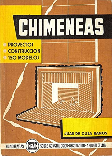 9788432929298: Chimeneas