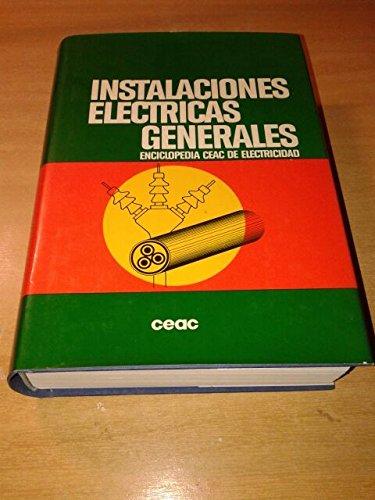 Instalaciones Electricas Generales: José Ramirez Vázquez