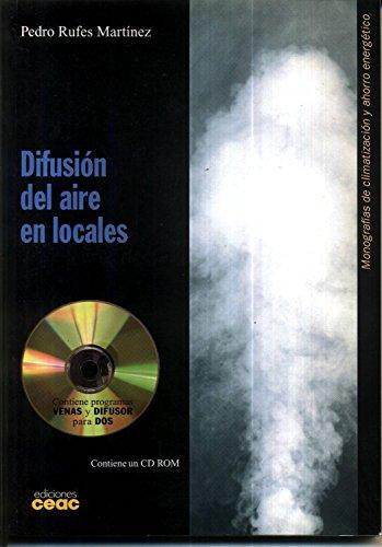 9788432965616: Difusion del aire en locales