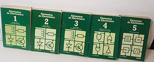9788432966101: Elementos de electronica -5- telecomunicacion
