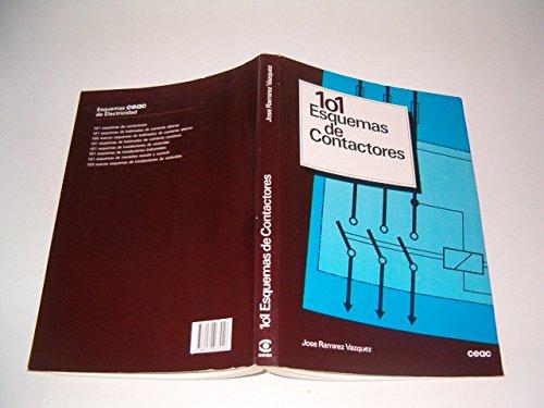 9788432967016: 101 Esquemas de Contactores (Spanish Edition)