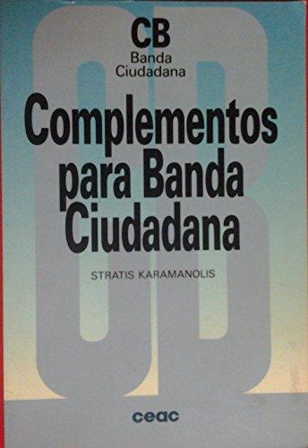 Complementos para Banda ciudadana: n/a