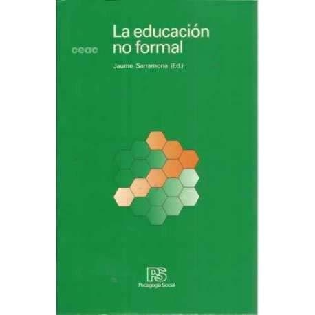 9788432993596: La educacion no formal