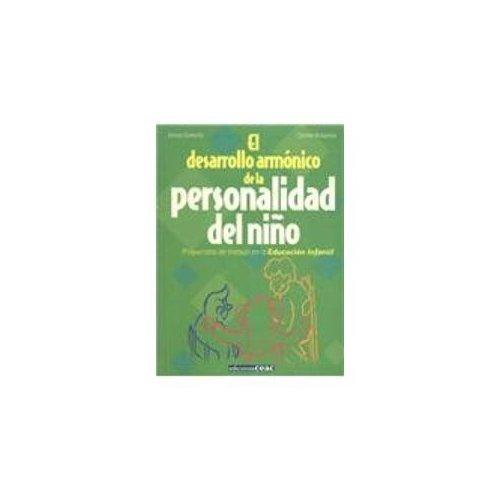 9788432995323: Desarrollo armonico en la personalidad del Niño, el