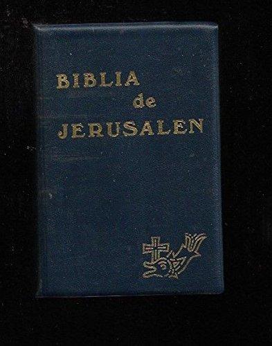 Biblia de Jerusalén: José Angel Ubieta