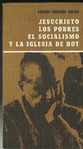 9788433004239: Jesucristo, los pobres, el socialismo y la Iglesia de hoy