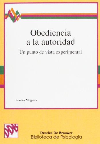 9788433004413: Obediencia A La Autoridad (Spanish Edition)