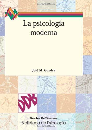 9788433005977: La Psicología Moderna (Biblioteca de Psicología)