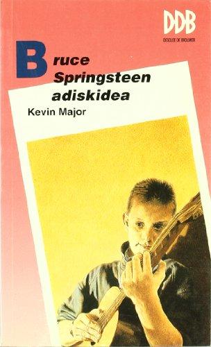 9788433010346: Bruce Springsteen adiskidea (Epotxak eta erraldoiak bilduma. Sail gorria)